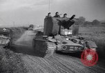 Image of British army vehicles Salerno Italy, 1943, second 39 stock footage video 65675030912
