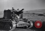 Image of British army vehicles Salerno Italy, 1943, second 48 stock footage video 65675030912