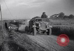 Image of British army vehicles Salerno Italy, 1943, second 53 stock footage video 65675030912