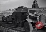 Image of British army vehicles Salerno Italy, 1943, second 57 stock footage video 65675030912