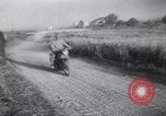 Image of British army vehicles Salerno Italy, 1943, second 61 stock footage video 65675030912
