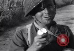 Image of British soldiers Salerno Italy, 1943, second 10 stock footage video 65675030913