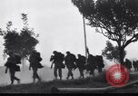Image of British troops advance toward Salerno Salerno Italy, 1943, second 10 stock footage video 65675030914