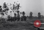 Image of British troops advance toward Salerno Salerno Italy, 1943, second 37 stock footage video 65675030914