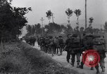 Image of British troops advance toward Salerno Salerno Italy, 1943, second 38 stock footage video 65675030914