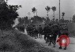 Image of British troops advance toward Salerno Salerno Italy, 1943, second 39 stock footage video 65675030914