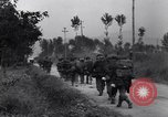 Image of British troops advance toward Salerno Salerno Italy, 1943, second 40 stock footage video 65675030914