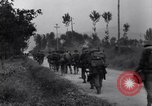 Image of British troops advance toward Salerno Salerno Italy, 1943, second 41 stock footage video 65675030914