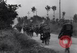 Image of British troops advance toward Salerno Salerno Italy, 1943, second 42 stock footage video 65675030914