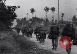 Image of British troops advance toward Salerno Salerno Italy, 1943, second 44 stock footage video 65675030914