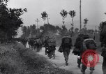 Image of British troops advance toward Salerno Salerno Italy, 1943, second 46 stock footage video 65675030914