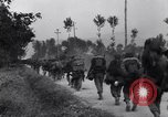Image of British troops advance toward Salerno Salerno Italy, 1943, second 47 stock footage video 65675030914