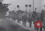 Image of British troops advance toward Salerno Salerno Italy, 1943, second 49 stock footage video 65675030914