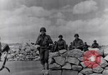 Image of US infantrymen marching Tunisia North Africa, 1943, second 30 stock footage video 65675030917