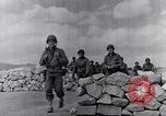 Image of US infantrymen marching Tunisia North Africa, 1943, second 31 stock footage video 65675030917