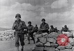 Image of US infantrymen marching Tunisia North Africa, 1943, second 32 stock footage video 65675030917