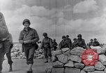 Image of US infantrymen marching Tunisia North Africa, 1943, second 35 stock footage video 65675030917