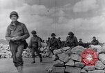 Image of US infantrymen marching Tunisia North Africa, 1943, second 36 stock footage video 65675030917