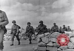 Image of US infantrymen marching Tunisia North Africa, 1943, second 37 stock footage video 65675030917