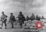 Image of US infantrymen marching Tunisia North Africa, 1943, second 38 stock footage video 65675030917