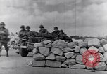 Image of US infantrymen marching Tunisia North Africa, 1943, second 41 stock footage video 65675030917