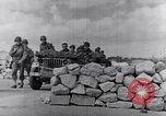 Image of US infantrymen marching Tunisia North Africa, 1943, second 42 stock footage video 65675030917