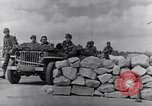 Image of US infantrymen marching Tunisia North Africa, 1943, second 44 stock footage video 65675030917