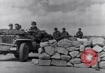 Image of US infantrymen marching Tunisia North Africa, 1943, second 45 stock footage video 65675030917