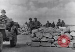 Image of US infantrymen marching Tunisia North Africa, 1943, second 47 stock footage video 65675030917