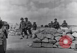 Image of US infantrymen marching Tunisia North Africa, 1943, second 48 stock footage video 65675030917