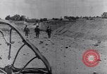 Image of US infantrymen marching Tunisia North Africa, 1943, second 52 stock footage video 65675030917