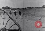 Image of US infantrymen marching Tunisia North Africa, 1943, second 53 stock footage video 65675030917