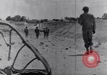 Image of US infantrymen marching Tunisia North Africa, 1943, second 55 stock footage video 65675030917