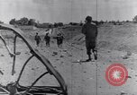 Image of US infantrymen marching Tunisia North Africa, 1943, second 57 stock footage video 65675030917