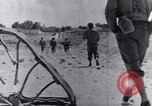 Image of US infantrymen marching Tunisia North Africa, 1943, second 58 stock footage video 65675030917