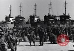 Image of Loading LCI Landing Crafts Infantry Paestum Italy, 1943, second 15 stock footage video 65675030920