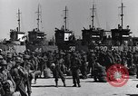 Image of Loading LCI Landing Crafts Infantry Paestum Italy, 1943, second 16 stock footage video 65675030920