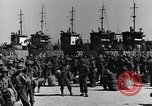 Image of Loading LCI Landing Crafts Infantry Paestum Italy, 1943, second 17 stock footage video 65675030920