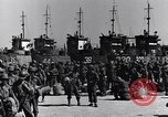 Image of Loading LCI Landing Crafts Infantry Paestum Italy, 1943, second 18 stock footage video 65675030920