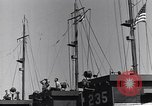 Image of Loading LCI Landing Crafts Infantry Paestum Italy, 1943, second 26 stock footage video 65675030920