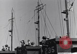 Image of Loading LCI Landing Crafts Infantry Paestum Italy, 1943, second 27 stock footage video 65675030920