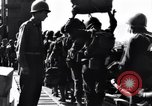 Image of Loading LCI Landing Crafts Infantry Paestum Italy, 1943, second 29 stock footage video 65675030920