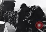 Image of Loading LCI Landing Crafts Infantry Paestum Italy, 1943, second 31 stock footage video 65675030920