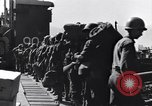 Image of Loading LCI Landing Crafts Infantry Paestum Italy, 1943, second 32 stock footage video 65675030920
