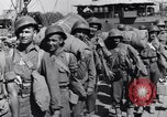 Image of Loading LCI Landing Crafts Infantry Paestum Italy, 1943, second 39 stock footage video 65675030920