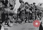 Image of Loading LCI Landing Crafts Infantry Paestum Italy, 1943, second 46 stock footage video 65675030920