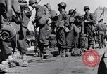Image of Loading LCI Landing Crafts Infantry Paestum Italy, 1943, second 49 stock footage video 65675030920