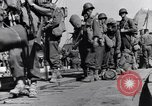 Image of Loading LCI Landing Crafts Infantry Paestum Italy, 1943, second 50 stock footage video 65675030920