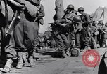 Image of Loading LCI Landing Crafts Infantry Paestum Italy, 1943, second 52 stock footage video 65675030920
