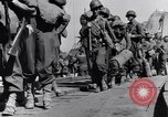 Image of Loading LCI Landing Crafts Infantry Paestum Italy, 1943, second 53 stock footage video 65675030920